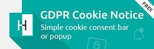 GDPR Cookie